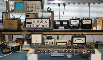 Vintage Tube Amp Service 3